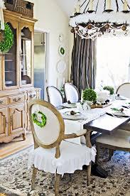 french dining rooms my elegant christmas dining room tidbits u0026twine