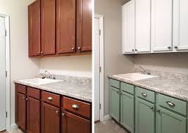 Laundry Room Cabinet Painted Laundry Room Cabinets How To Nest For Less