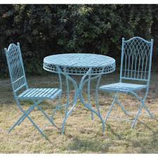 Garden Bistro Table Buy Hton Bistro Set Turquoise