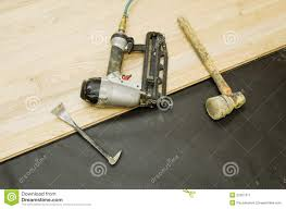 hardwood flooring tools stock image image 25207371