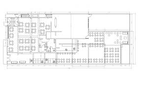 Design Restaurant Floor Plan Restaurant Design Cad Layout Plan Cadblocksfree Cad Blocks Free