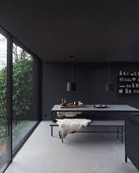 Dark Interior Design Best 25 Minimalist Interior Ideas On Pinterest Minimalist Style