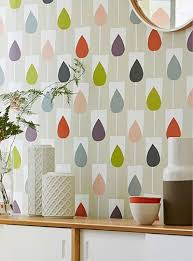 Temporary Wallpaper Uk The 25 Best Retro Wallpaper Ideas On Pinterest 1950s House
