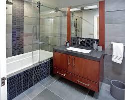 new york sliding shower doors bathroom contemporary with under