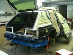 Bmw E30 Rear Valance The Unicorn U2013 Bmw E30 M3 Touring That Bmw Never Built Euro E36 M3