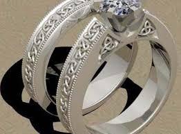 celtic wedding sets best model of wedding rings exchange miraculous kays gold wedding