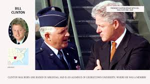 bill clinton presidents of the united states bios wiki videos