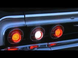 04 impala led tail lights 1964 impala ss led tail light upgrade youtube