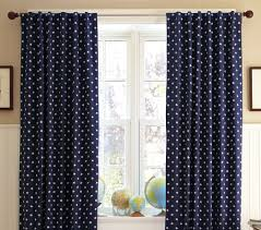 Baby Boy Curtains Nursery Curtains by Boys Bedroom Contemporary Light Blue Pattern Window Valance With
