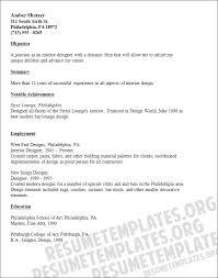 Internship Resume Objective Examples by Graphic Web Designer Sample Resume Cosmetic Representative Sample