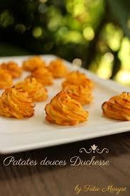 cuisiner patates douces les patates douces duchesse l accompagnement idéal et original