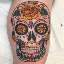 the sugar skull meaning ideas ideas
