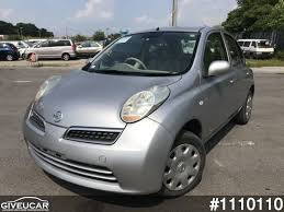 nissan march used nissan march from japan car exporter 1110110 giveucar