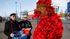 league clubs commemorate remembrance day