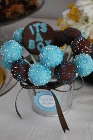 pintrest baby boy shower themes its a boy cake pops its a boy