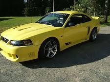 2002 Black Mustang Ford Mustang Saleen Ebay