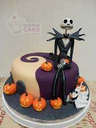 nightmare before christmas cake decorations what an awesome cake nightmare before christmas cake