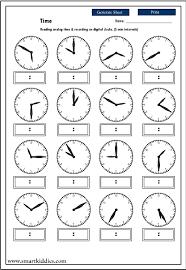 free worksheets telling time printable free math worksheets