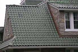 Metal Roof Tiles Tile Roofing The Portland Roofers