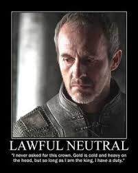 Stannis Baratheon Memes - i never asked for this crown gold is cold and heavy on the head