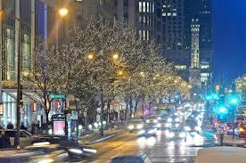 holiday lights trolley chicago chicago holiday lights tour 2018
