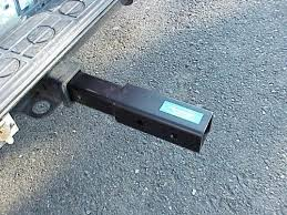 Walmart Trailer Tires Trailer Hitch Adapter 1 25 To 2 Harbor Freight Trailer Hitch