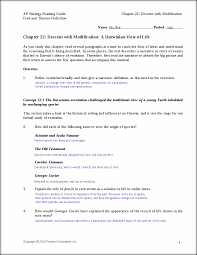 chapter 22 reading guide ap biology reading guide chapter 22