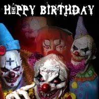 clowns for birthday evil clown birthday animated gifs photobucket