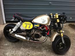 custom honda honda z50jz custom honda monkey z50 bikes pinterest