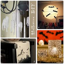 diy halloween decorations home ghost with simple design