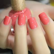 best 25 coral nails ideas on pinterest spring nails spring