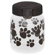 airtight kitchen canisters snapware airtight food storage 4 2 cup pet treat canister shop