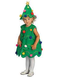baby little christmas tree costume holiday costumes
