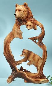 wood style carving sculpture pinteres