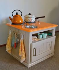 tv cabinet kids kitchen another great idea for a kid s play kitchen made out of an old tv
