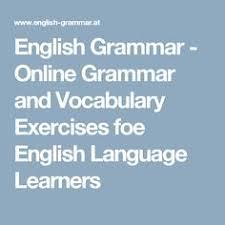 minimal resources photocopy free grammar practice