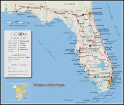 map of gulf coast florida florida gulf cities map my