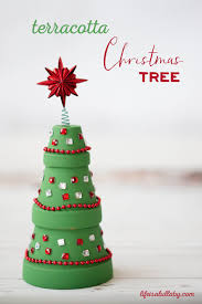 10 creative clay pot christmas craft ideas potted christmas