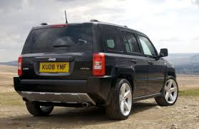chrome jeep patriot jeep uk launches new accessories for patriot