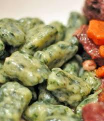 recette cuisine nicoise les gnocchis verts ou merda di can une authentique recette de