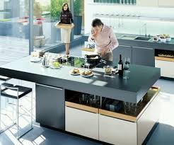 awesome modern kitchen island kitchen contemporary kitchens