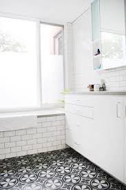 Bathrooms With Subway Tile Ideas by White Bathroom Tile See How We Used An Elongated White Subway