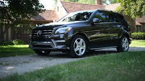 2014 mercedes ml350 review 2013 mercedes ml550 4matic review