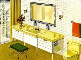 vintage bathrooms designs six mid century bathrooms vintage 1962 bathroom designs