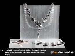 acrylic crystal ring holder images 25 beautiful acrylic jewelry holders jpg