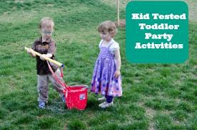 toddler birthday party ideas kid tested toddler birthday party activities