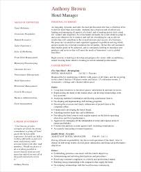 7 operations manager resume free sample example format free
