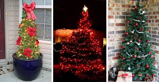 Outside Christmas Ornament Decorations by 22 Best Outdoor Christmas Tree Decorations And Designs For 2017