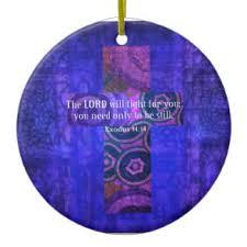 bible verse beautiful ornaments keepsake ornaments zazzle