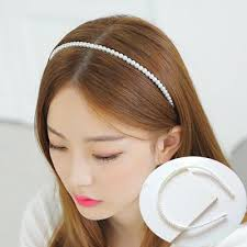 korean headband korean style simple classic white end 10 25 2018 6 15 pm